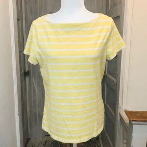 TALBOTS | Striped Tee